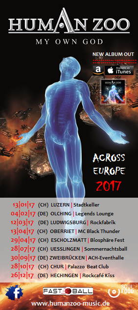 HUMANZOO DATES FLYER 2017